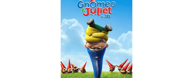 Quick Review: Gnomio and Juliet