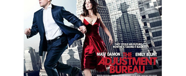 Kent Reviews The Adjustment Bureau