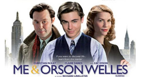 As seen on Netlix Triple-Feature: Maren Reviews Me and Orson Wells, Mean Streets, and Pregnant in America