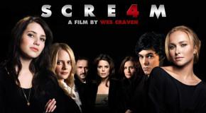 Kent reviews Scream 4