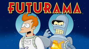 Andrew DEFINITELY recommends Futurama!