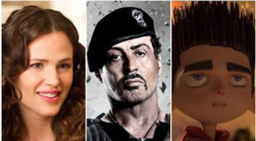 Timothy Green vs ParaNorman vs Expendables 2
