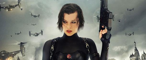 Resident Evil: Retribution review