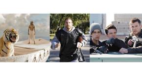 Thanksgiving Movie Showdown!!! Life of Pi vs. Silver Linings Playbook vs. Red Dawn