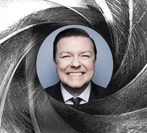 ricky gervais james bond