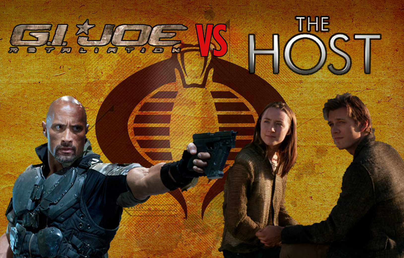 GI Joe: Retaliation vs The Host