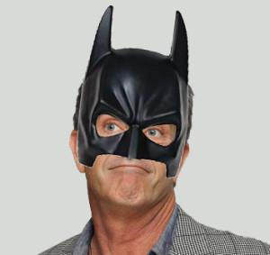 mel gibson batman, batman, gladiator, mel gibson