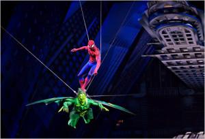 spiderman musical, spiderman sucks, worst musicals, turn off dark