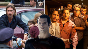 june movies, superman, man of steel, this is the end, world war z