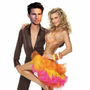 cruise dancing with the stars, dwts, tom bergeron, tom cruise