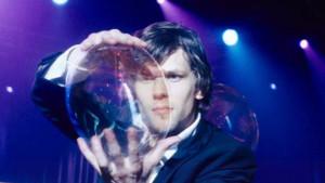 now you see me, jesse eisenberg, magic heist movie, morgan freeman