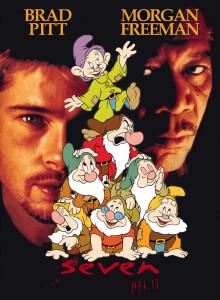 7, seven movie, snow white, seven dwarves, fairy tales