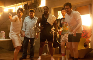 this is the end, summer comedies, gross comedy, apocalyptic comedy