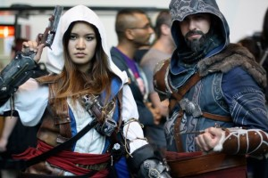 best cosplay, comic con costumes, assassins creed