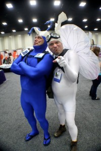 the tick, best cosplay, comic con