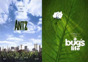 antz bugs life, similar movies, dreamworks vs disney