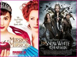 mirror mirror snow white, twin movies, same movies