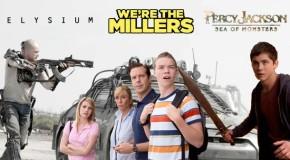 We're the Millers vs Percy Jackson vs Elysium