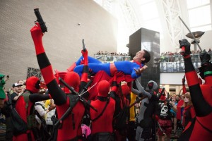 deadpool comic con, deadpool, best cosplay
