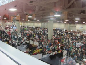 salt lake comic con, big crowds, sl comic con