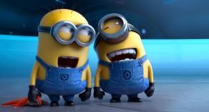 despicable me, gru, minions, best animated