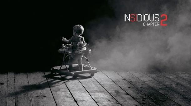insidious sequel, insidious chapter 2, james wan