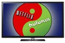 Together Hulu Plus and Netflix will make your content dreams come true