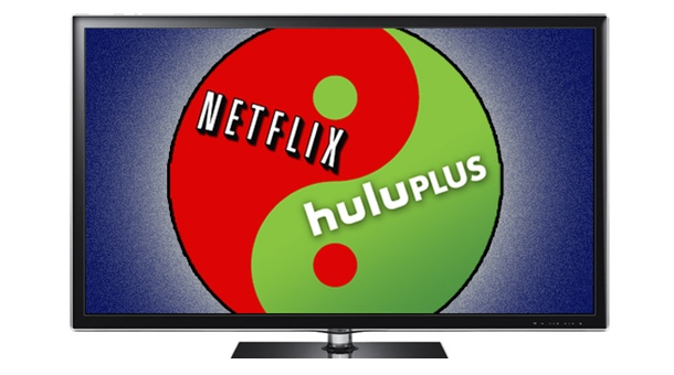Hulu Plus and Netflix together will make your content dreams come true