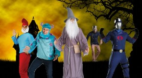 5 Halloween Costumes from Movies of 2013