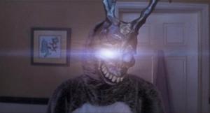 frank the rabbit, imaginary friend, donnie darko frank