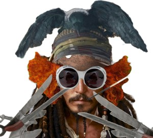 depp characters, depp all in one, depp costumes