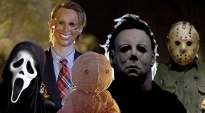 The 5 Creepiest Movie Masks