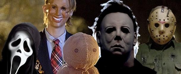 The 5 Creepiest Movie Masks