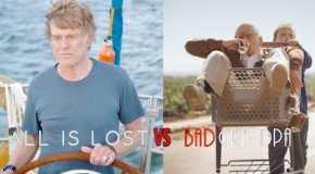 All is Lost vs Bad Grandpa