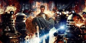 doctor who, asylum of the daleks, daleks, 11th doctor