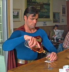 drunk superman, man of steel 2, superman vs batman