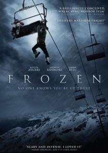 wrong movie, disney frozen, ski lift movie
