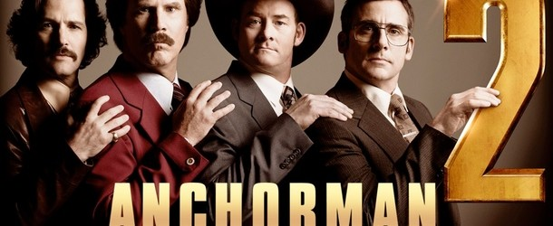 Anchorman 2: The Legend Continues review