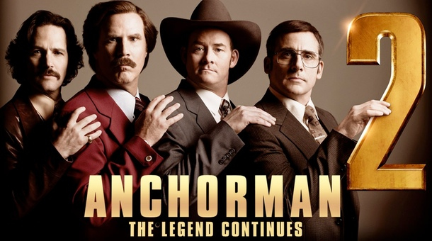 WATCH {ANCHORMAN 2: THE LEGEND CONTINUES} ONLINE FREE
