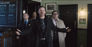 edgar wright, simon pegg, nick frost, beer movie, best movies 2013