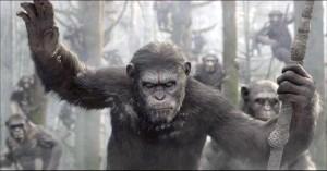 caesar, ape army, cornelia, apes sequel, 2014 movies