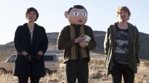 frank movie, michael fassbender, best movie masks, sundance 2014