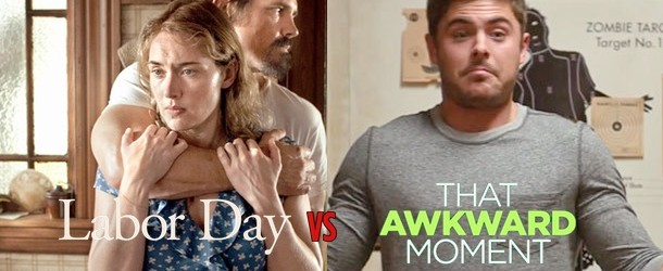 Labor Day vs That Awkward Moment