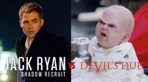 Jack Ryan vs Devil's Due