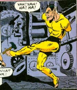 armless tiger, worst marvel villains, bad marvel villains, crappy comic character