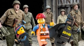 The Lego Movie vs The Monuments Men