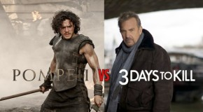 Pompeii vs 3 Days to Kill