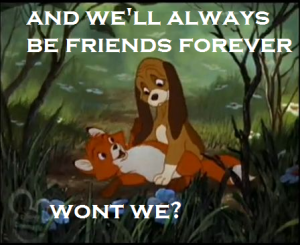 fox and hound, sad disney songs, saddest disney music