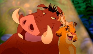 hakuna matata, timon, pumba, simba, best disney song
