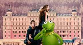 Divergent vs Muppets Most Wanted vs The Grand Budapest Hotel